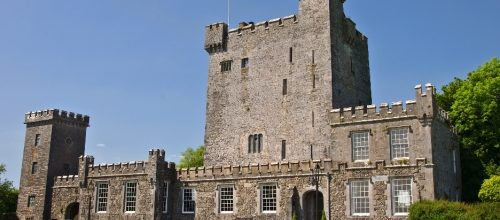 Your Destination Wedding at Knappogue Castle