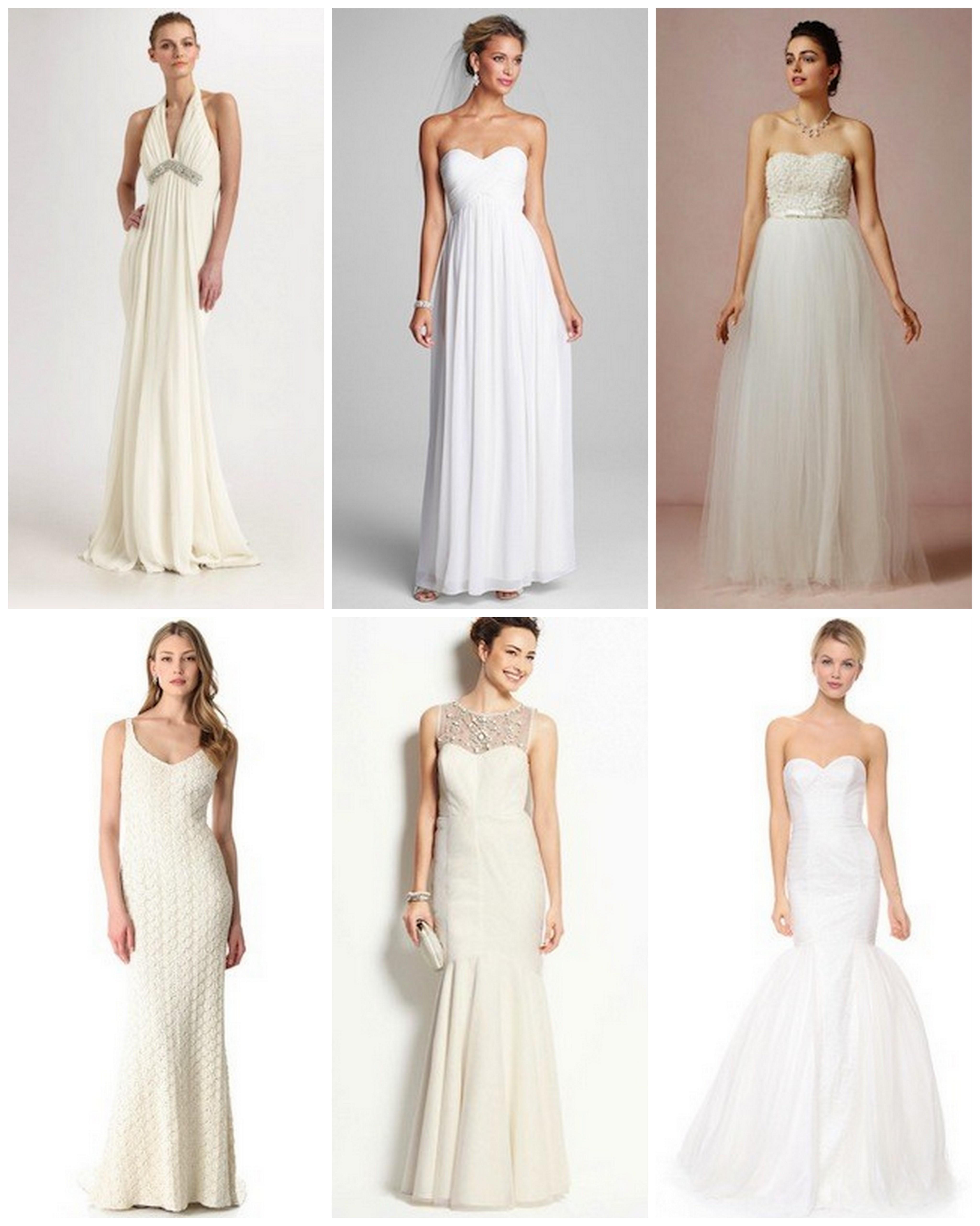 perfect dresses for any body type - Dream Irish Wedding