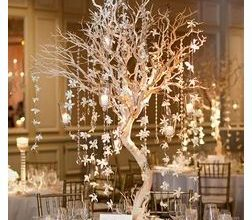 Non-Floral Wedding Centrepieces For Your Big Day