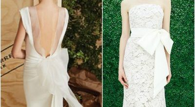 This Is What Brides Will Wear In Spring 2017