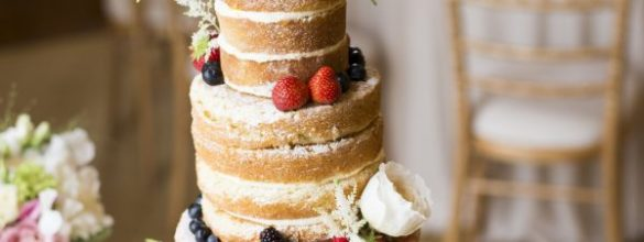 Amazing Naked Cakes For Your Special Day