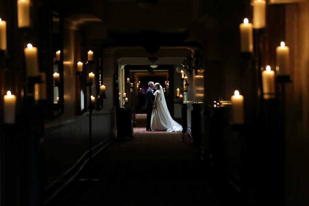 Wedding Planner Ireland,Wedding Stylist,Castle Wedding,Luxury Wedding,Wedding Couple,Candlelight