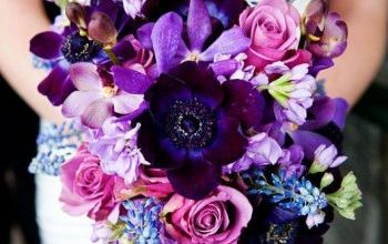 Provocative Violet Inspiration For Your Wedding, The Pantone Colour 2018