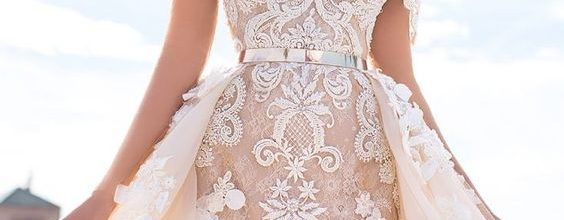 6 FAB Wedding Gown Trends
