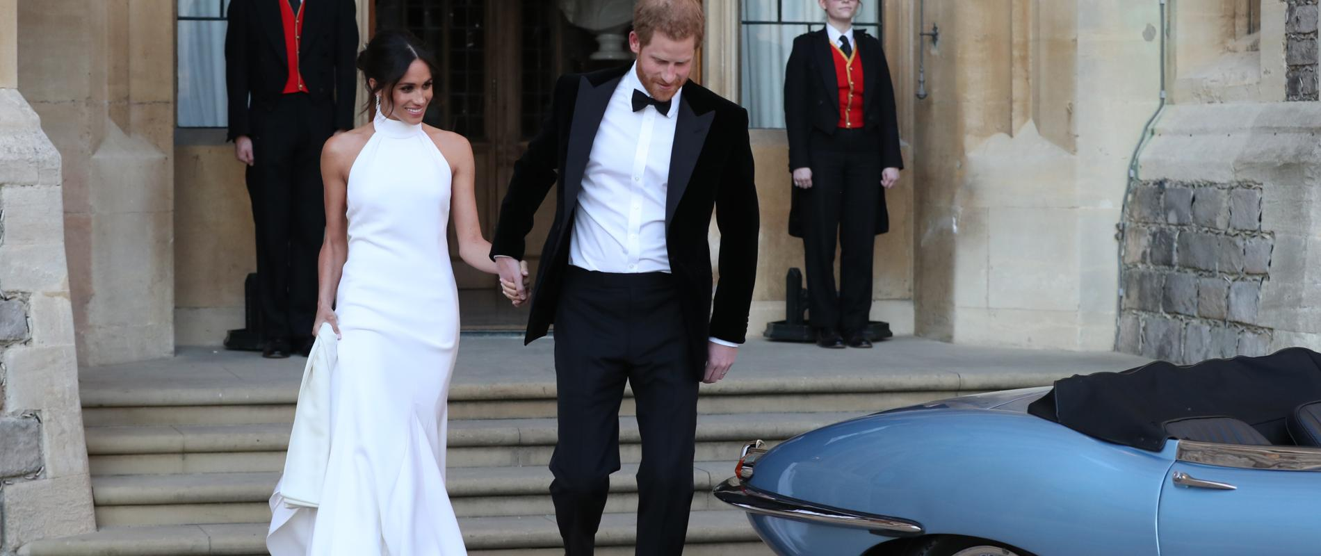 Our Favourite Moments From The Princely Wedding Of Harry And Meghan