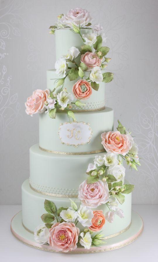 Dusty Pink & Green Inspiration For Your Wedding - Dream Irish Wedding