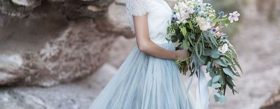 Most Beautiful Use Of Blue For Your Wedding
