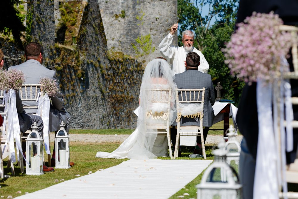 Castle Wedding Ireland