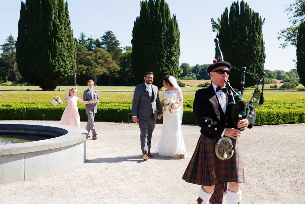 Bag Piper For Your Wedding In Ireland
