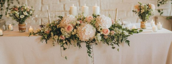 The Top Trends For Wedding Flowers In 2019