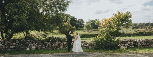 They Celebrated An Amazing Wedding In A Rustic Irish Way