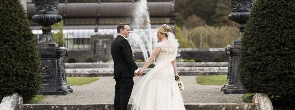 Their Dream Came True In A Luxurious Irish Castle