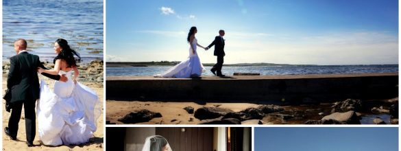 Caroline & Rob choose Ireland & Dream Irish Wedding for their Coastal Dream