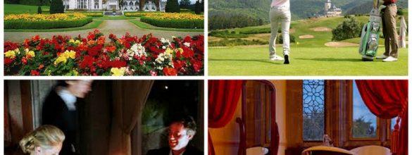 Your Honeymoon in an Irish Castle