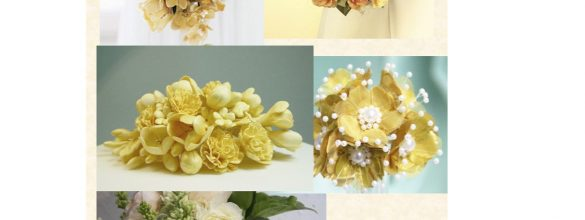 Shades of gold for your Irish Castle Wedding