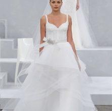 Monique Lhuillier – Spring 2015 Wedding Dress Collection