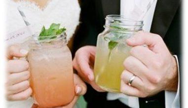 Fun signature Cocktails for your summer Irish wedding