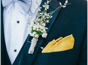 Inspiration for the guys wedding attire