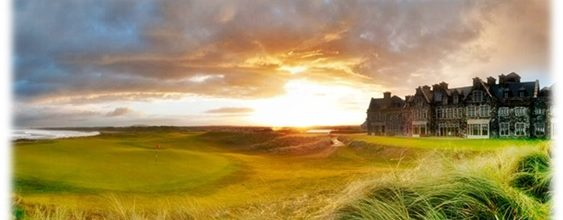 An Irish Coastal Golf Resort Wedding