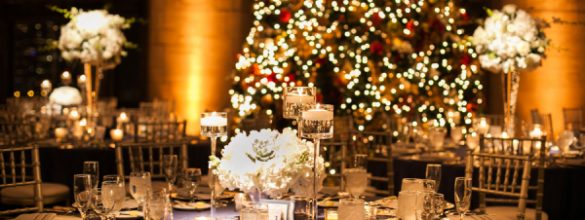Ideas for your Christmas Wedding