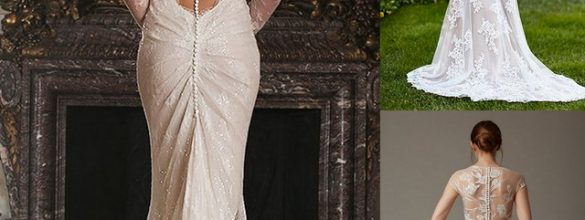 Top trends from the Spring 2015 Bridal Fashion Week