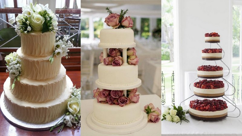 wedding cakes with pillars our top wedding cake tips wedding 26077