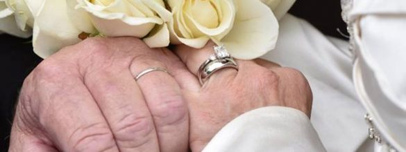 Renewal Of Vows Beautifully Celebrated After 41 Years