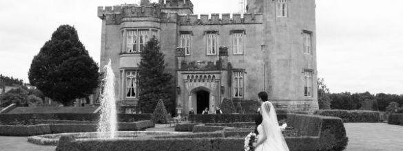 This is our Luxury Irish Castle Wedding !