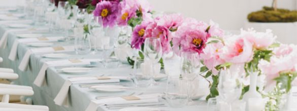 Tips on Choosing the Perfect Wedding Colour Palette