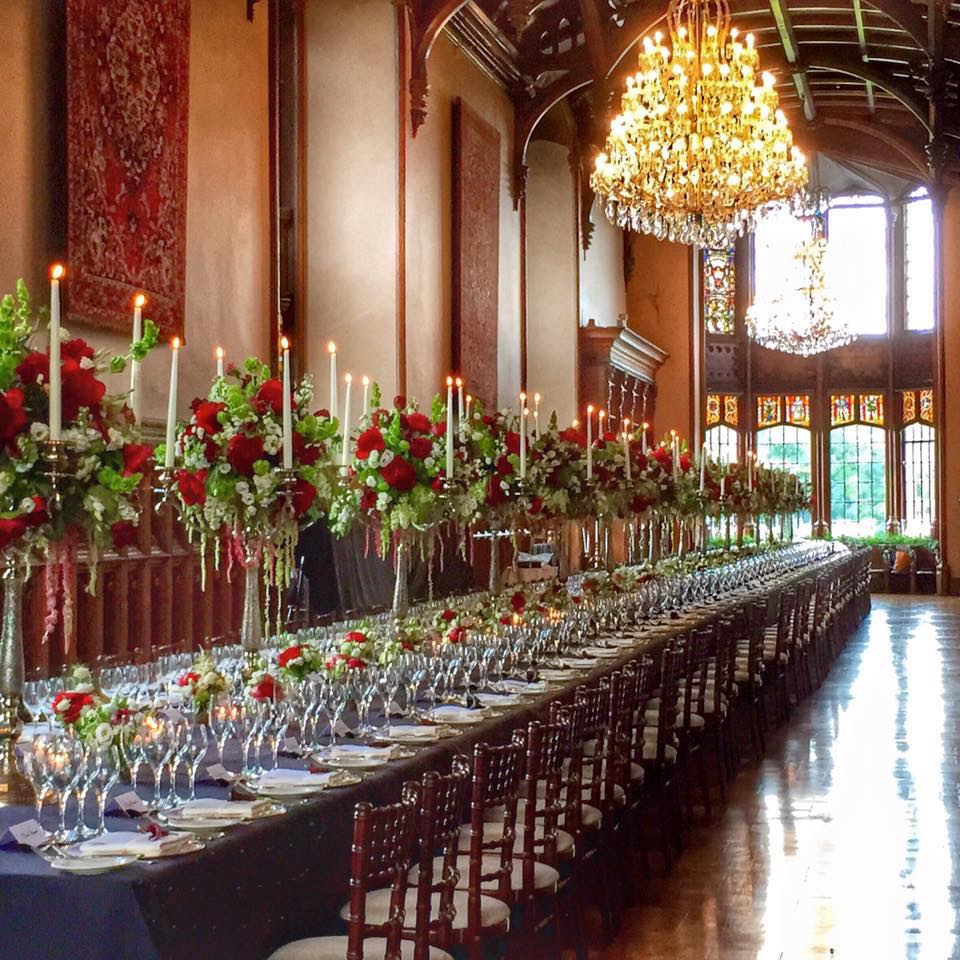 Wedding Stylist,Wedding Planer Adare,Marry in a castle,Luxurious wedding set up,peonies,Candelabras