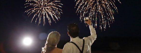 An Amazing Wedding Day Was Celebrated In An Irish Manor