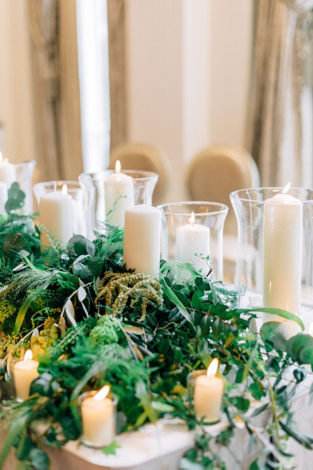 Tablescape, Candlelight