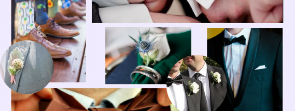 Top Perfect Details For A Stylish Groom