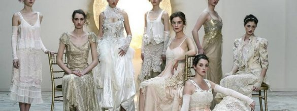 Here Are 10 Amazing Irish Bridal Designers You Need To Know About