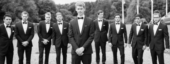 Look Out For These 2019 Top Trends In Groom's Attire