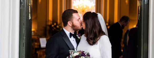 Intimate Wedding celebrated in an Irish Castle