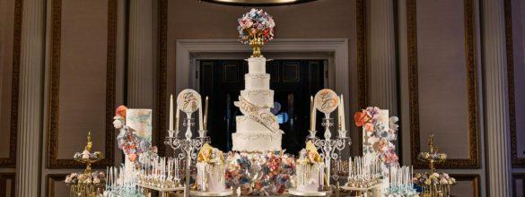 Wedding Dessert Station Ideas