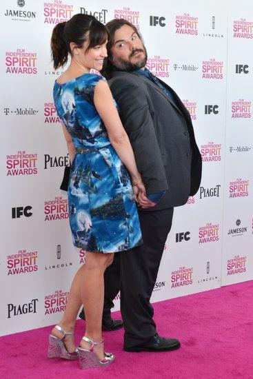 Jack Black & Tanya Haden