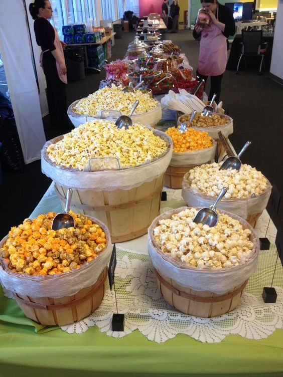 Popcorn Station