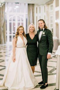 Irish Wedding Planner Michelle McDermott with Natalie & Brandon
