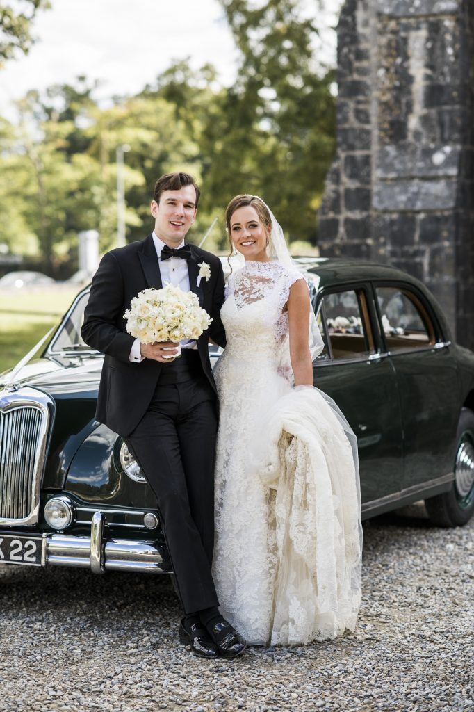 Riley Pathfinder - Vintage Wedding Car