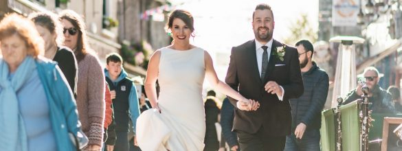 A Laid-Back Wedding in Beautiful Galway City