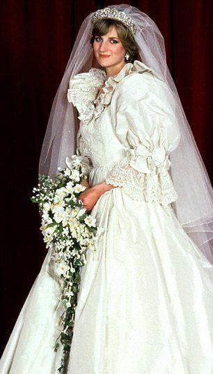 Lady Diana & Prince Charles (1981)