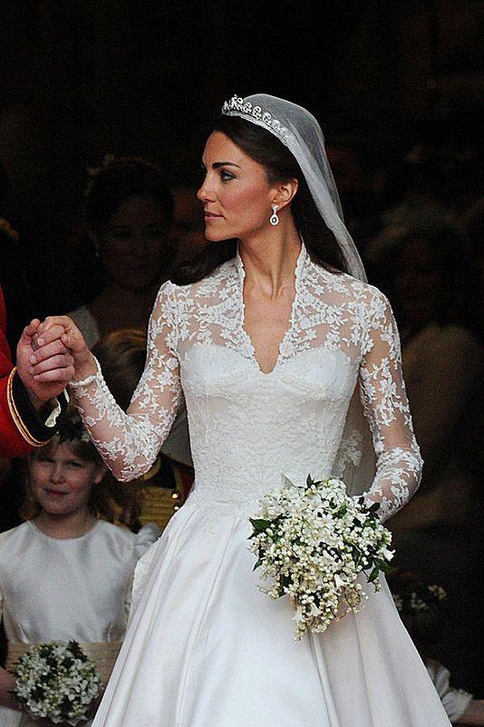 Kate Middleton & Prince William (2011)
