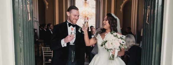 Why Luttrellstown Castle could be the wedding venue for you!