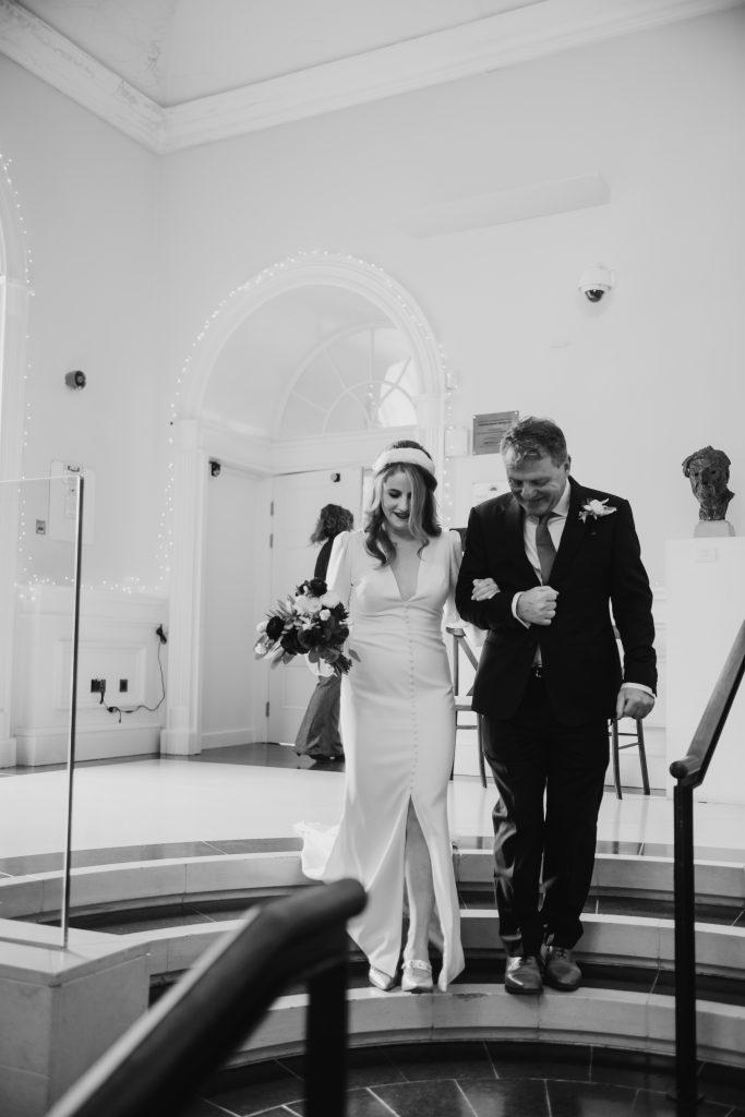 Wedding Advice from a Coronavirus-Era Couple